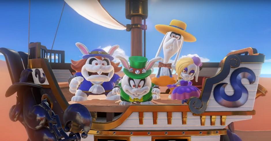 Mario Odyssey Broodals