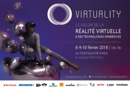 Virtuality 2018 Paris