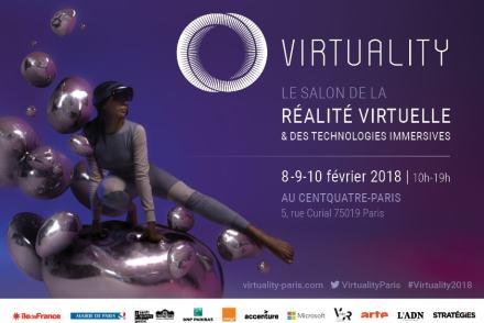 Virtuality 2018 Paris