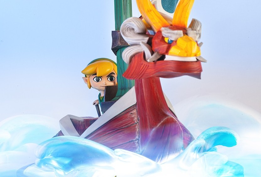 Top 10 des plus belles figurines The Legend of Zelda