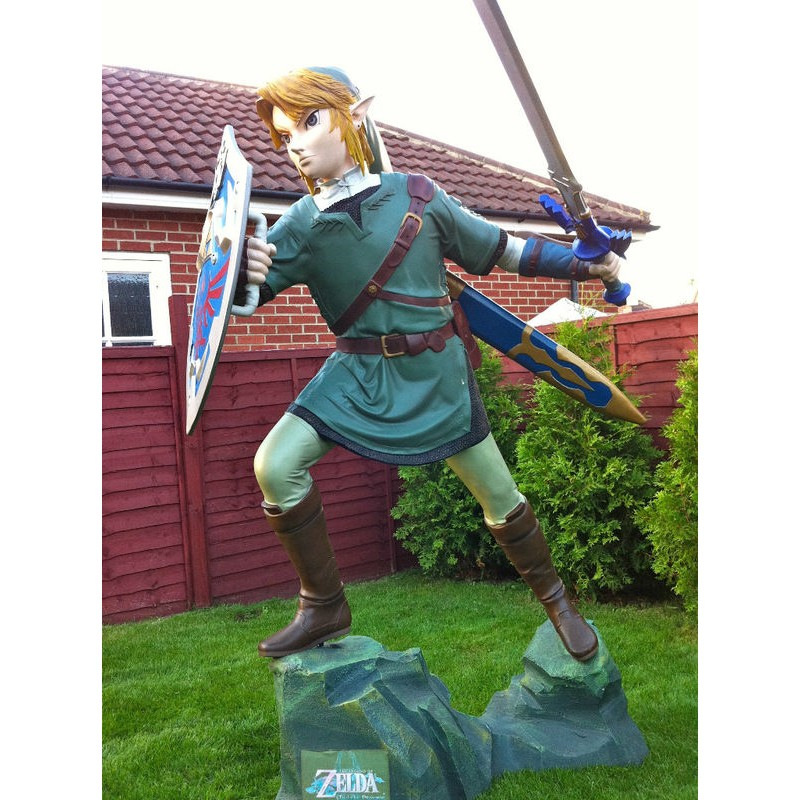 figurine link taille réelle