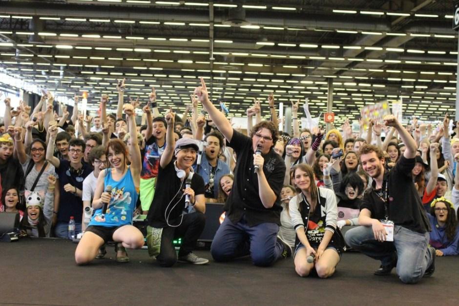 epic pixel battle japan expo 2017