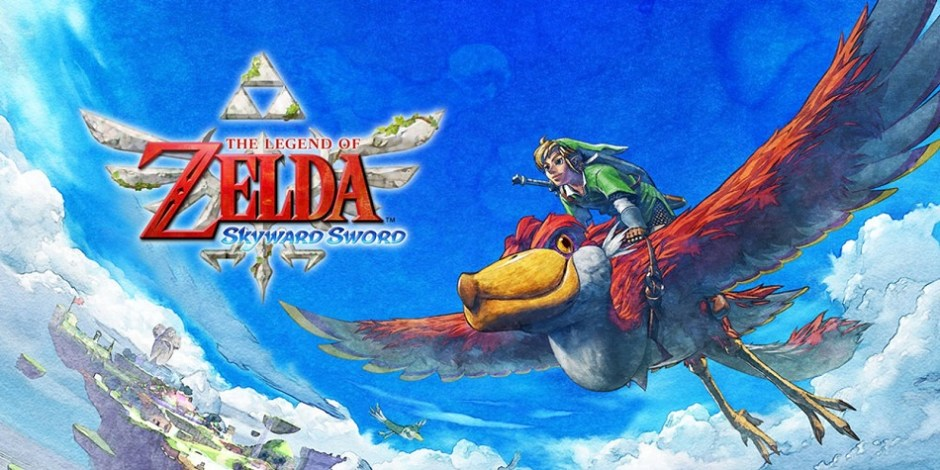 zelda skyward sword remake sur nintendo switch