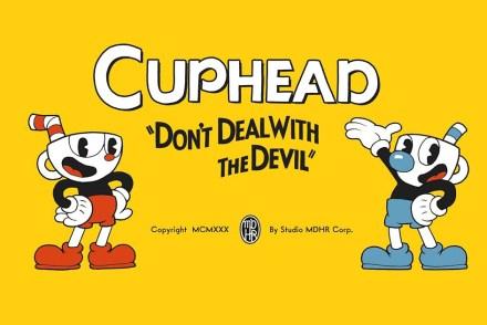 Test Cuphead