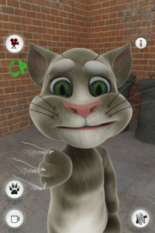 griffe Talking Tom Free