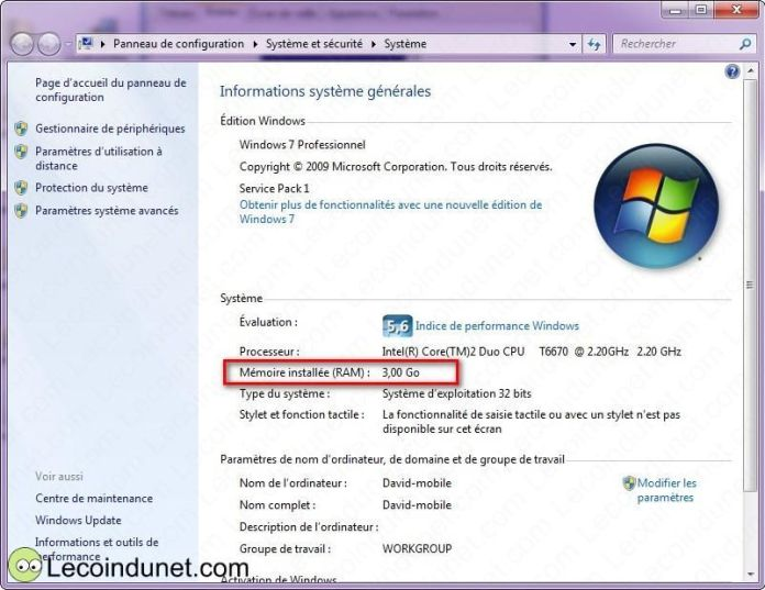 exemple windows 7