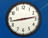 Afficher un gadget horloge sur le bureau de Windows 7
