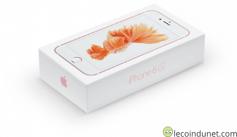 iPhone Upgrade Program - Plan box