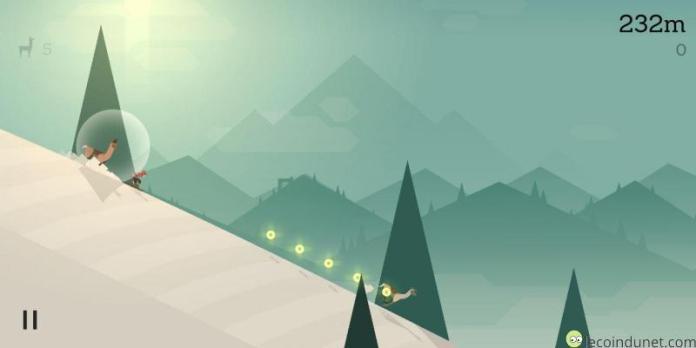 Alto's Adventure - Descente