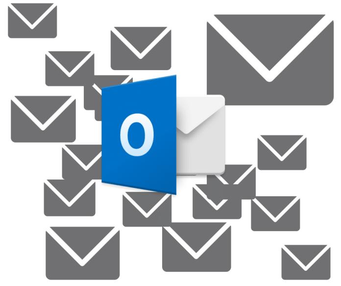 Outlook - Mails en double