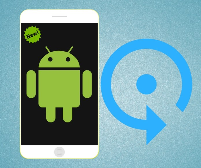 Restaurer les paramètres par défaut sur Android
