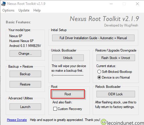 Root - NRT