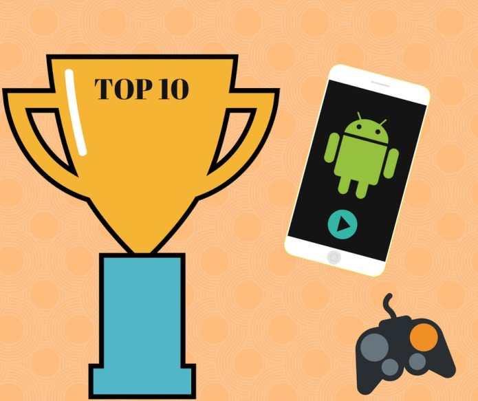 Le top des jeux gratuits sur Android