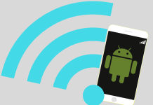 Connecter wifi Android