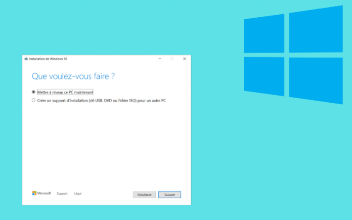 Comment faire la migration Windows 10 gratuitement