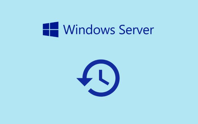 Planifier un redémarrage de Windows Serveur