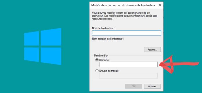 Joindre un domaine avec Windows 10 : 4 solutions