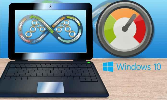 Obtenir l'indice de performance (WEI) sous Windows 10
