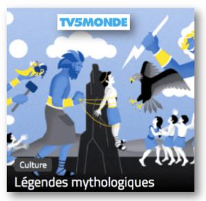 des legendes mythologiques a ecouter