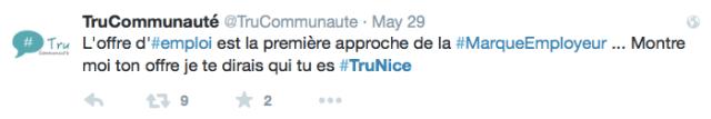 #TruCommunaute