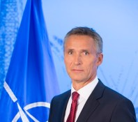 Official portrait of NATO Secretary General Jens  Stoltenberg