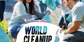 World CleanUp Day L'Economiste-Maghrebin