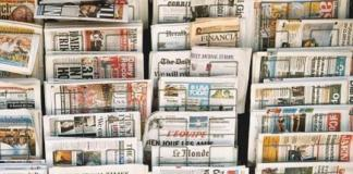 grève-tunisie-presse internationale