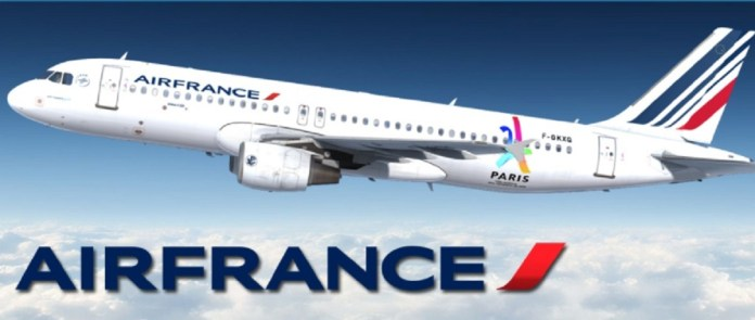 Air France vols de rapatriement Tunis-Paris