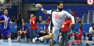 Handball tunisie-capVert