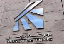 Cotation Tunindex Bourse de Tunis