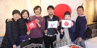 Volontaires Japonais en Tunisie