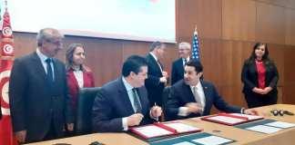 Commission mixte tuniso-américaine à Tunis