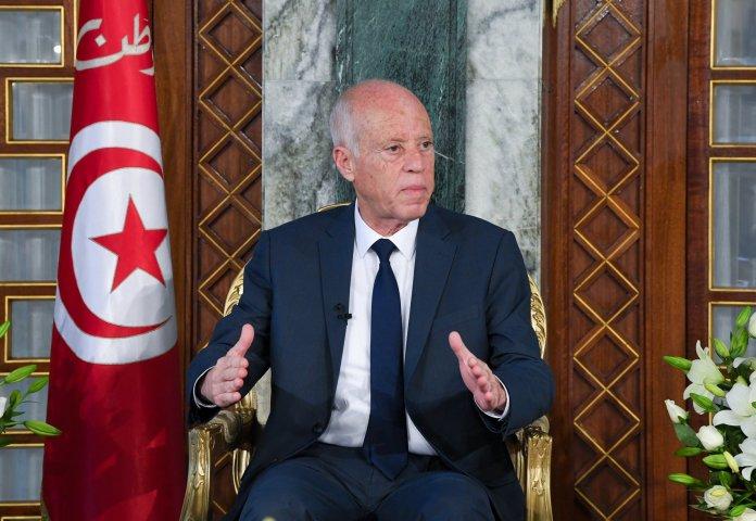 Kaïs Saïed