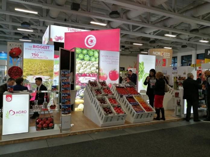 Fruit Logistica - l'économiste maghrebin