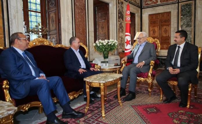 gouvernement d'union nationale - l'économiste maghrebin