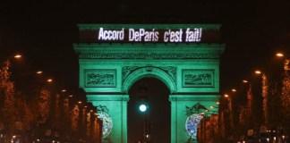 Accord de Paris Tunisie