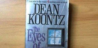 dean koontz-the eyes of darkness-