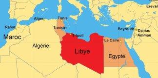 LIbye Tunisie Algérie