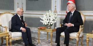 Ghannouchi Saied Etat