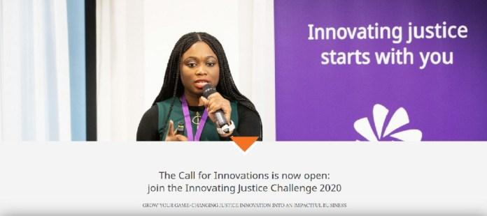 Innovating Justice Challenge - l'économiste maghrebin