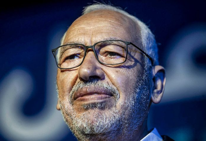 Rached Ghannouchi,