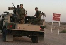 zone militaire contrebande