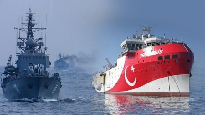 La Turquie-méditerranée-