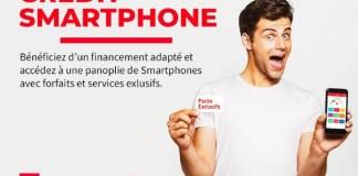 UIB Ooredoo smartphone
