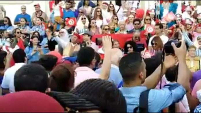 mouvement des jeunes de Tunisie