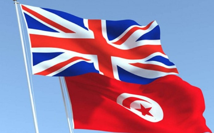 accord comercial UK Tunisie