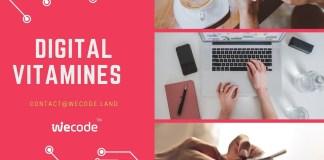 Digital Vitamines for Startups