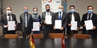 financement Tunisie Allemagne