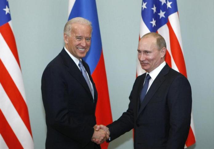 Poutine Biden tueur
