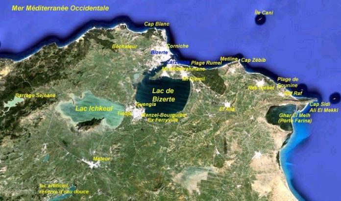 Lac de Bizerte